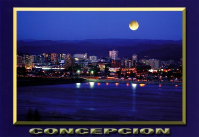 Concepcion postcard